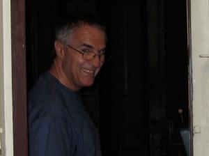 Author Ben Baughman