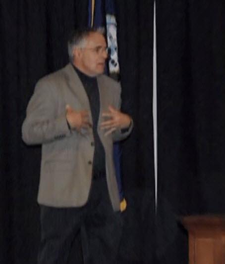 Ben Baughman speaker