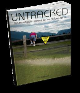 Untracked by Ben Baughman